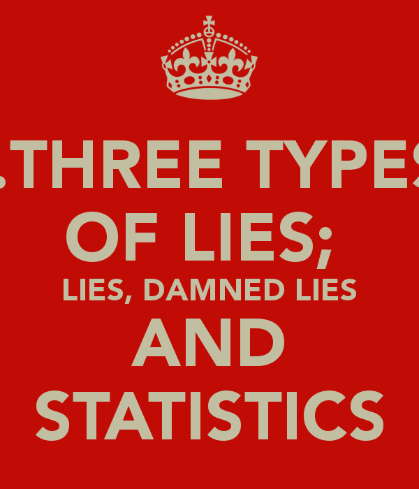 news watch lies damned work statistics