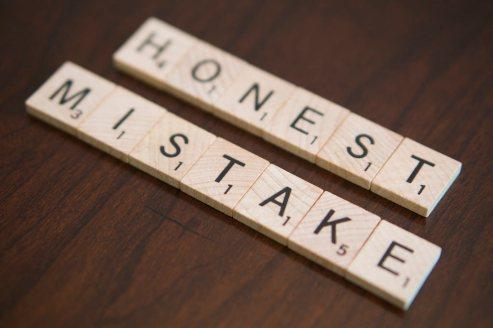 Publication retraction for honest mistakes